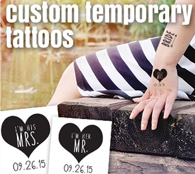 Custom Tattoos: How to Order and Customize | Temporary Tattoos