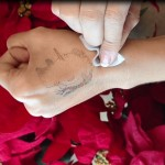 Removal: How To Remove Your Temporary Tattoo