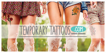 TemporaryTattoos.com previously Tattoo Sales