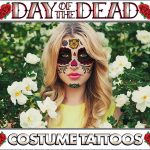 Day of the Dead- TemporaryTattoos.com