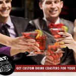 A Unique Idea for your Corporate Event – Coasters!
