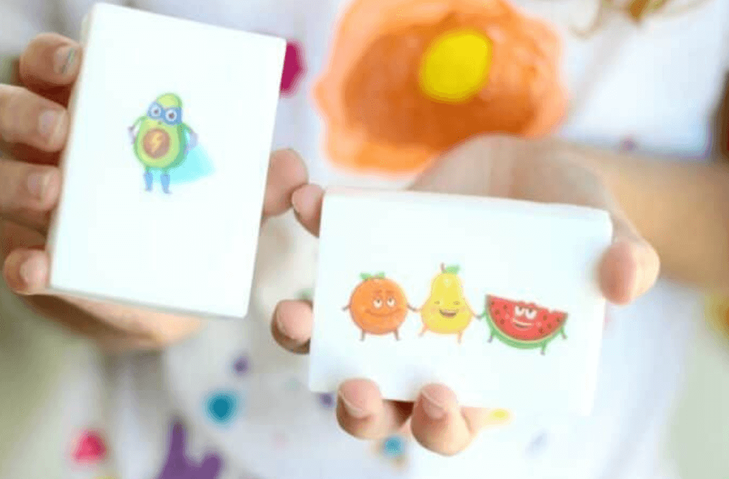 kids using temporary tattoos for diy crafts